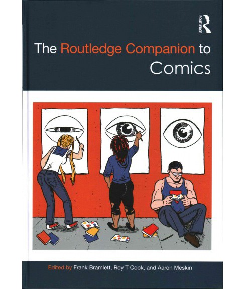 Routledge Companion to Comics (Hardcover) - image 1 of 1