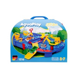 Jada Toys Aquaplay Lock Box PlaySet