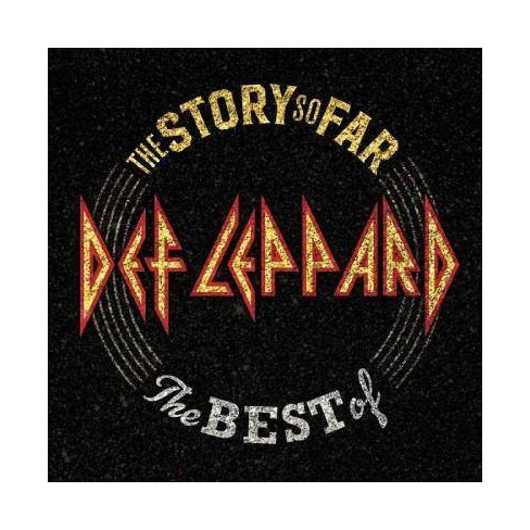 Def Leppard - Story So Far: The Best Of Def Leppard (Vinyl) - image 1 of 1