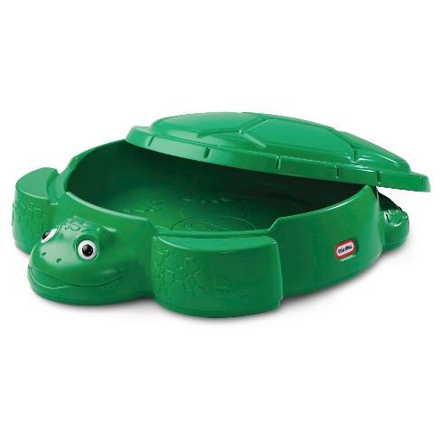 7d4da1f6b7 Little Tikes Green Turtle Sandbox : Target