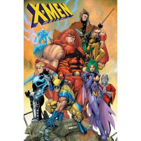 X-Men: Reload - (Paperback) - image 1 of 1