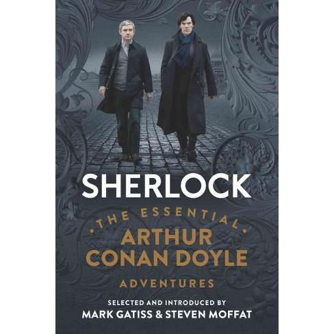 Sherlock The Essential Arthur Conan Doyle Adventures Hardcover