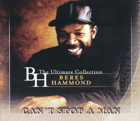 Beres hammond - Can't stop a man (CD) - image 1 of 4