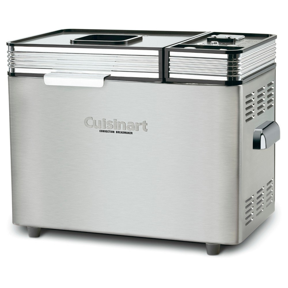 Image of Cuisinart Convection Breadmaker - Stainless Steel CBK-200, Silver