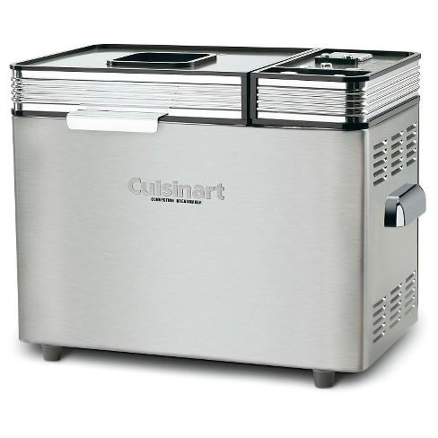 Cuisinart® Convection Breadmaker - Stainless Steel CBK-200 - image 1 of 2