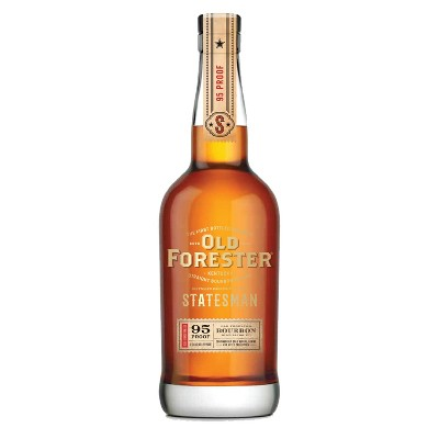 Old Forester Statesman Straight Bourbon Whiskey - 750ml Bottle