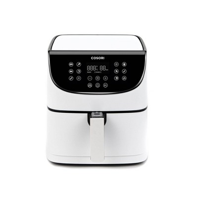 Cosori Pro XL 5.8qt Air Fryer with Skewer Rack Set - White