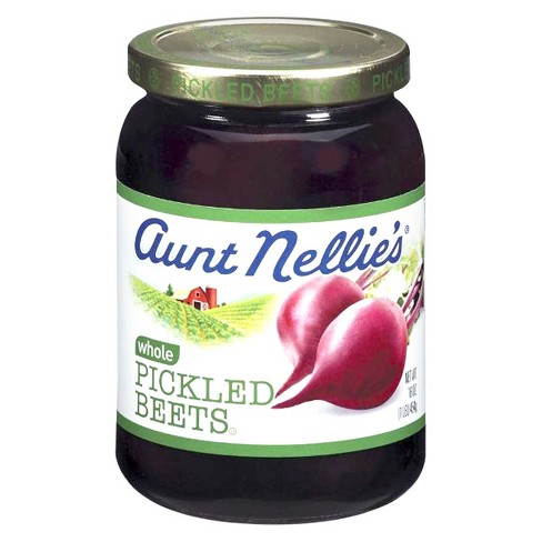 Aunt Nellie's Whole Pickled Beets - 16oz - image 1 of 1