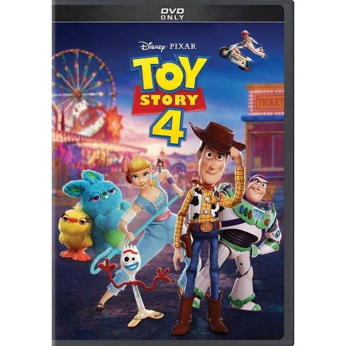 Toy Story 4 (DVD) - image 1 of 3