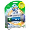 Scrubbing Bubbles Fresh Gel Toilet Cleaning Stamp Citrus Dispenser with 6 Stamps - image 4 of 4