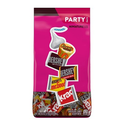 Hershey's Chocolate Candy Variety Pack - 35oz