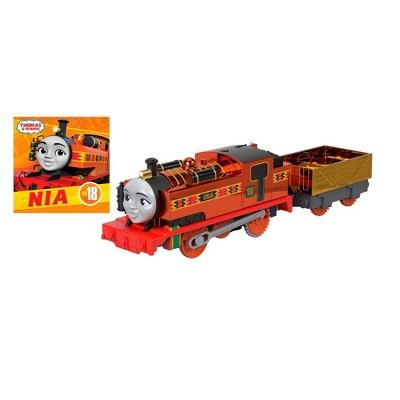Thomas & Friends Celebration Nia & Storybook