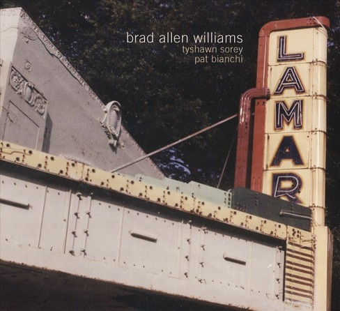 Brad allen williams - Lamar (CD) - image 1 of 1