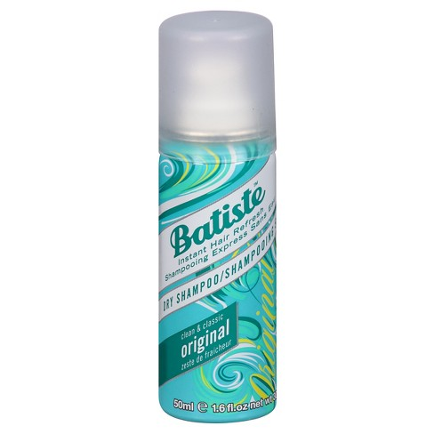 Batiste Original Clean & Classic Trial Size Dry Shampoo - 1.6oz - image 1 of 4