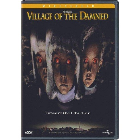 Village of the Damned (DVD)(1998) - image 1 of 1