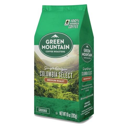 Green Mountain Colombian Medium Roast Ground Coffee - 10oz - image 1 of 4