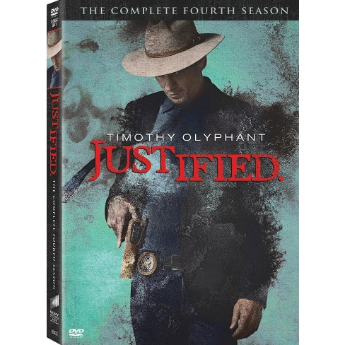 Justified: The Complete Fourth Season [3 Discs] - image 1 of 1