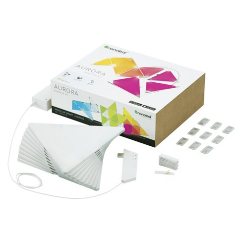 Nanoleaf Aurora Smart Lighting Kit - image 1 of 3