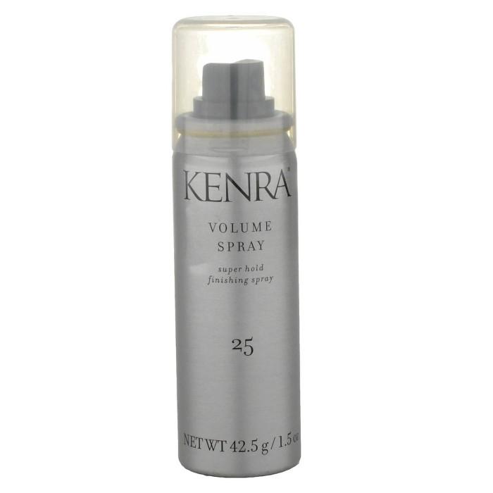 Kenra Volume Super Hold Finishing Hair Spray - 1.5oz : Target