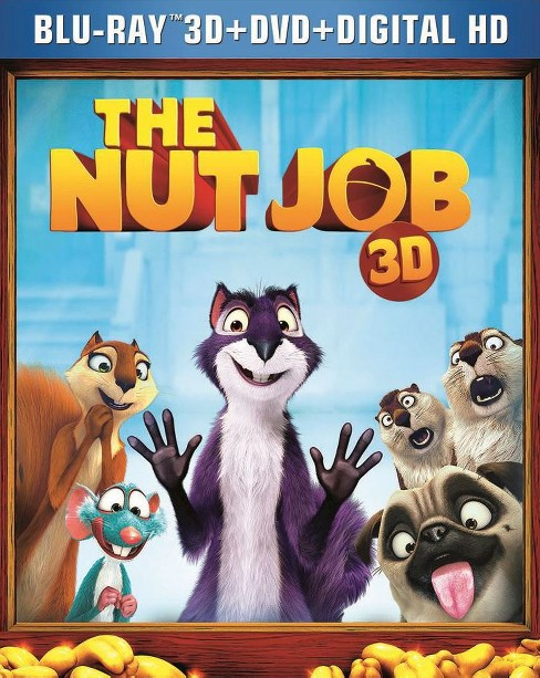 Nut Job 3d (Blu-ray) - image 1 of 1