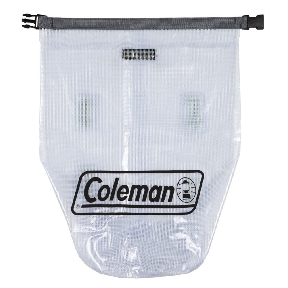 Image of Coleman Dry Gear Bag, Clear