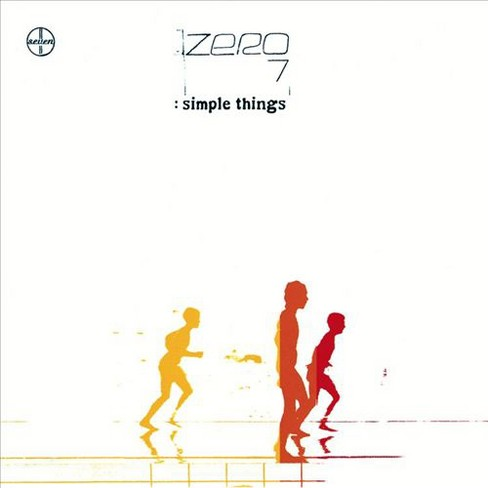 Zero 7 - Simple things (Vinyl) - image 1 of 1