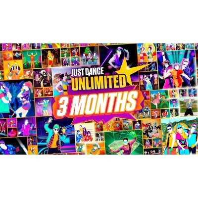 Just Dance Unlimited 3 Months - Nintendo Switch (Digital)