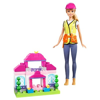 Barbie® Careers Builder Doll and Playset