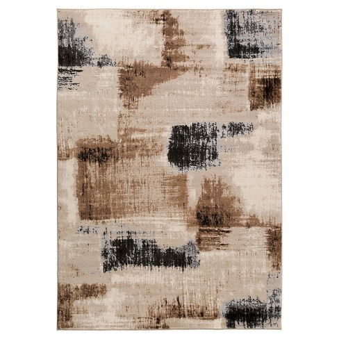 """Surya Alossos Accent Rug - Beige (3'9"""" x 5'2"""") - image 1 of 2"""