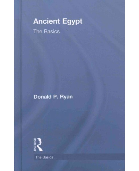 Ancient Egypt (Hardcover) (Donald P. Ryan) - image 1 of 1
