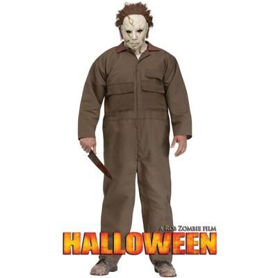 Halloween Rob Zombie's Michael Myers Plus Size Costume