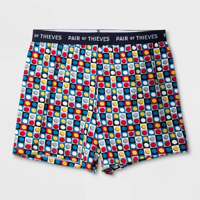 Pair of Thieves Men's Super Soft Boxer Shorts