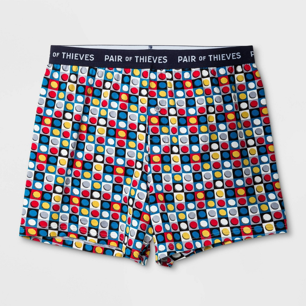 Reviews Pair of Thieves Men's SuperSoft Boxer Briefs -