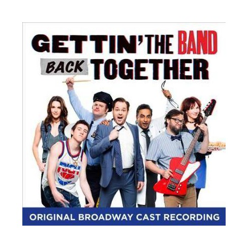 'Gettin' the Band Back Togethe - Gettin' the Band Back Together (OCR) (CD) - image 1 of 1
