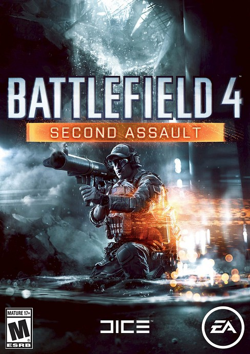 Battlefield 4: Second Assault - PC Game (Digital) - image 1 of 1