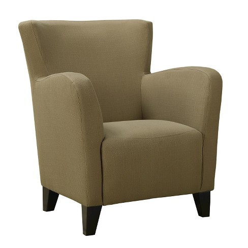 Maze Fabric Chair - Sandstone - EveryRoom - image 1 of 1