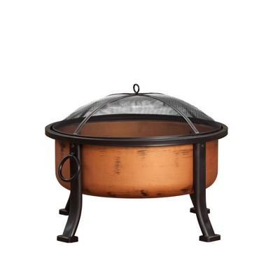 Lumina Wood Burning Fire Pit - Fire Sense