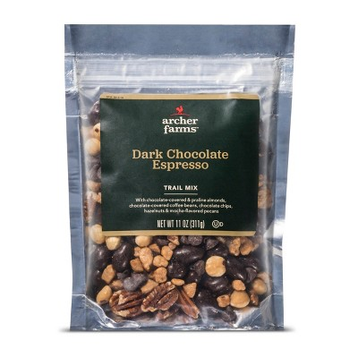 Dark Chocolate Espresso Trail Mix - 11oz - Archer Farms™