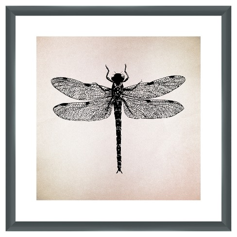 Vintage Insects Ii 18X18 Wall Art - image 1 of 1