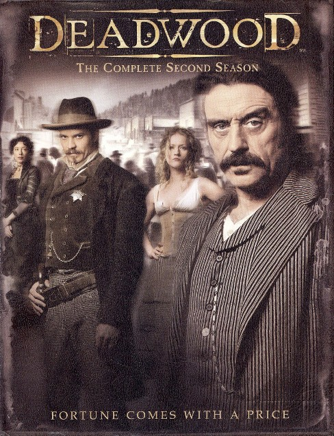Deadwood: The Complete Second Season [6 Discs] - image 1 of 1