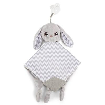 BooginHead PaciPal Teether Blanket - Bunny
