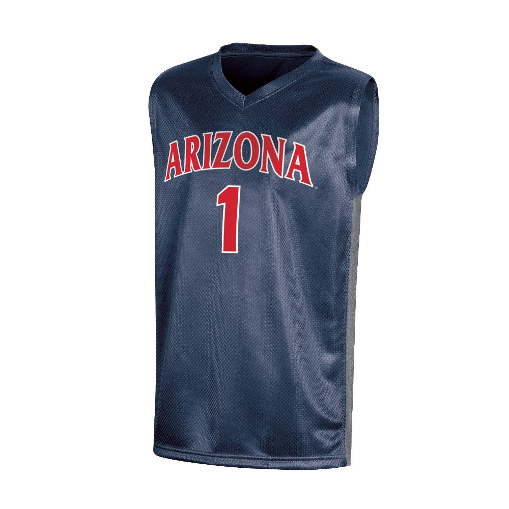 NCAA Boy's Basketball Jerseys Arizona Wildcats - XS, Multicolored