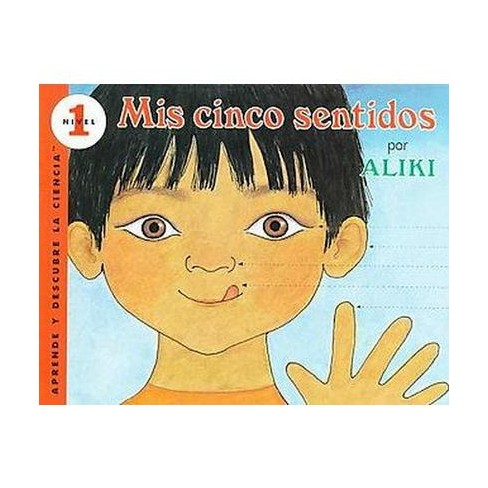 M�s Cinco Sentidos - (Let's-Read-And-Find-Out Science 1) (Paperback) - image 1 of 1