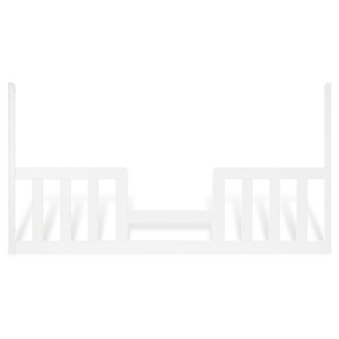 Child Craft Kayden/Parisian Convertible Crib Toddler Guard Rail - Matte White - image 1 of 2