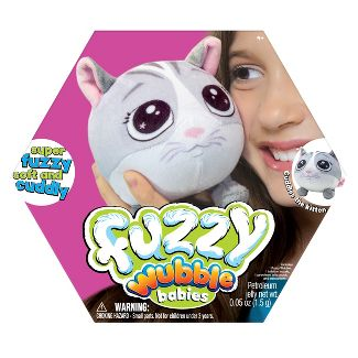 Fuzzy Wubble Babies - Kitten