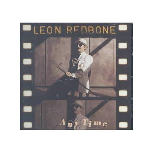 Leon Redbone - Any Time (CD) - image 1 of 2