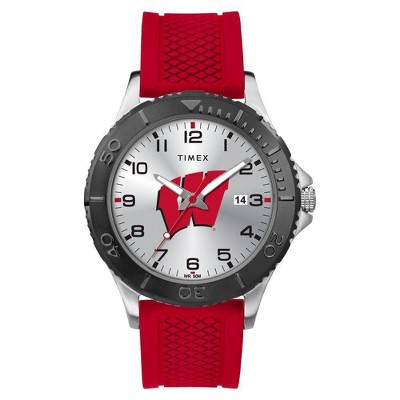 NCAA Wisconsin Badgers Men's Tribute Collection Gamer Watch - Red