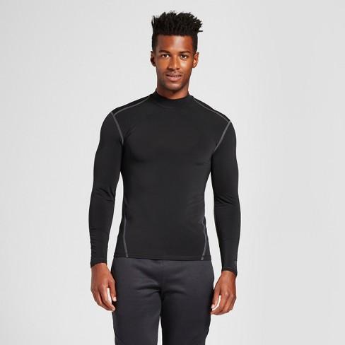 de79e675 Men's Long Sleeve Mock Neck Compression Shirt - C9 Champion® : Target