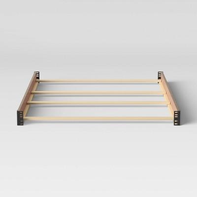 Simmons Kids Slumbertime Full Size Bed Rails - Rustic White