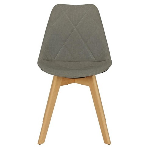 Brisbane Dining Chair Gray Dorel Home Products Target